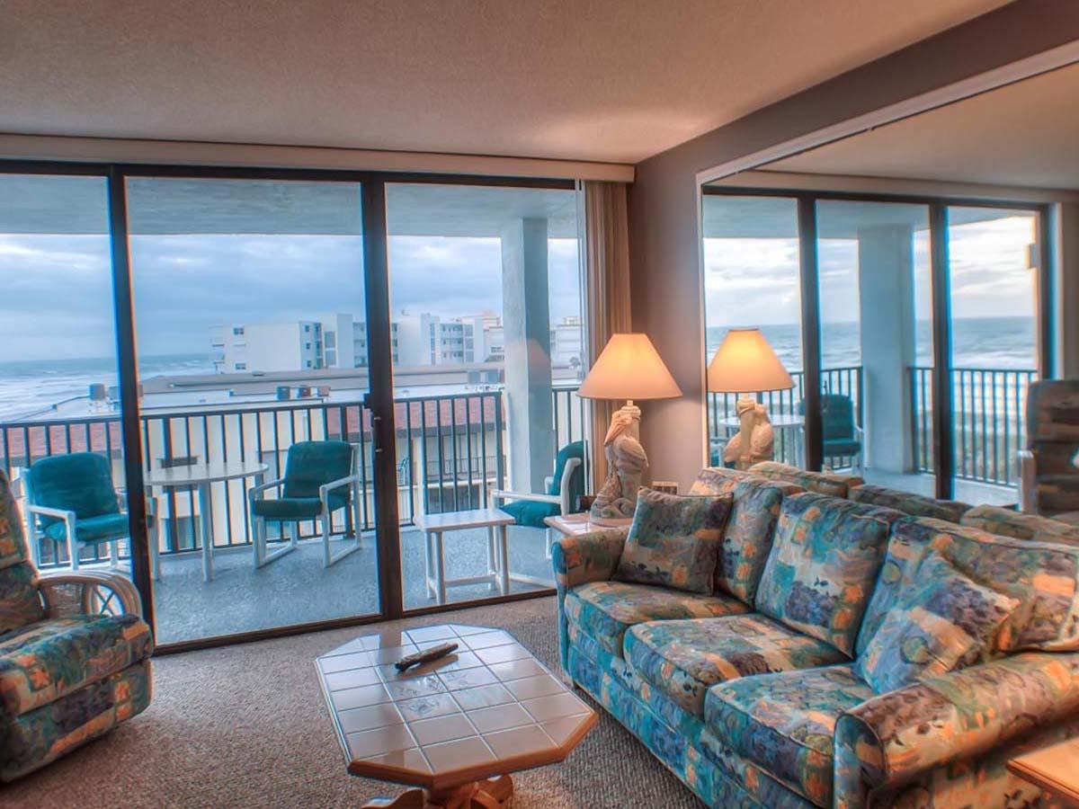 cape winds resort condo rental vacation room 509