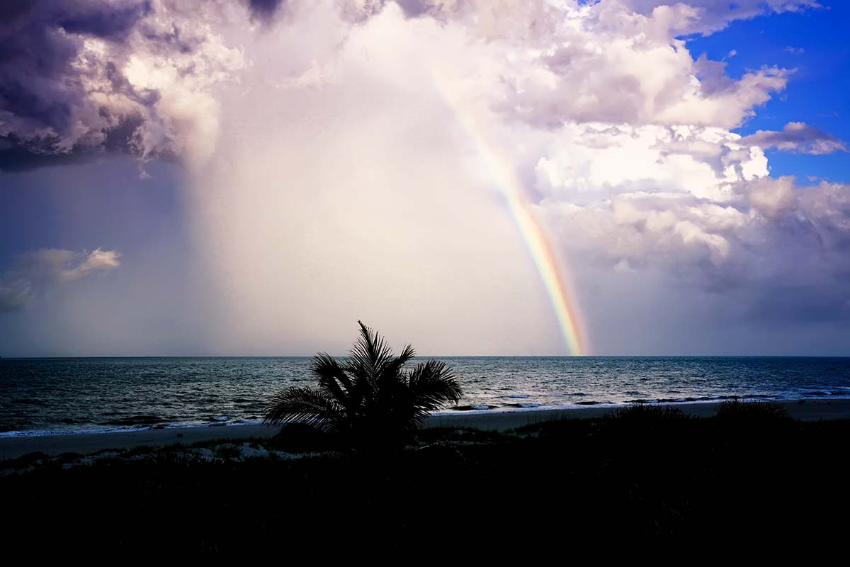 rainbow1 Cape Winds Resort