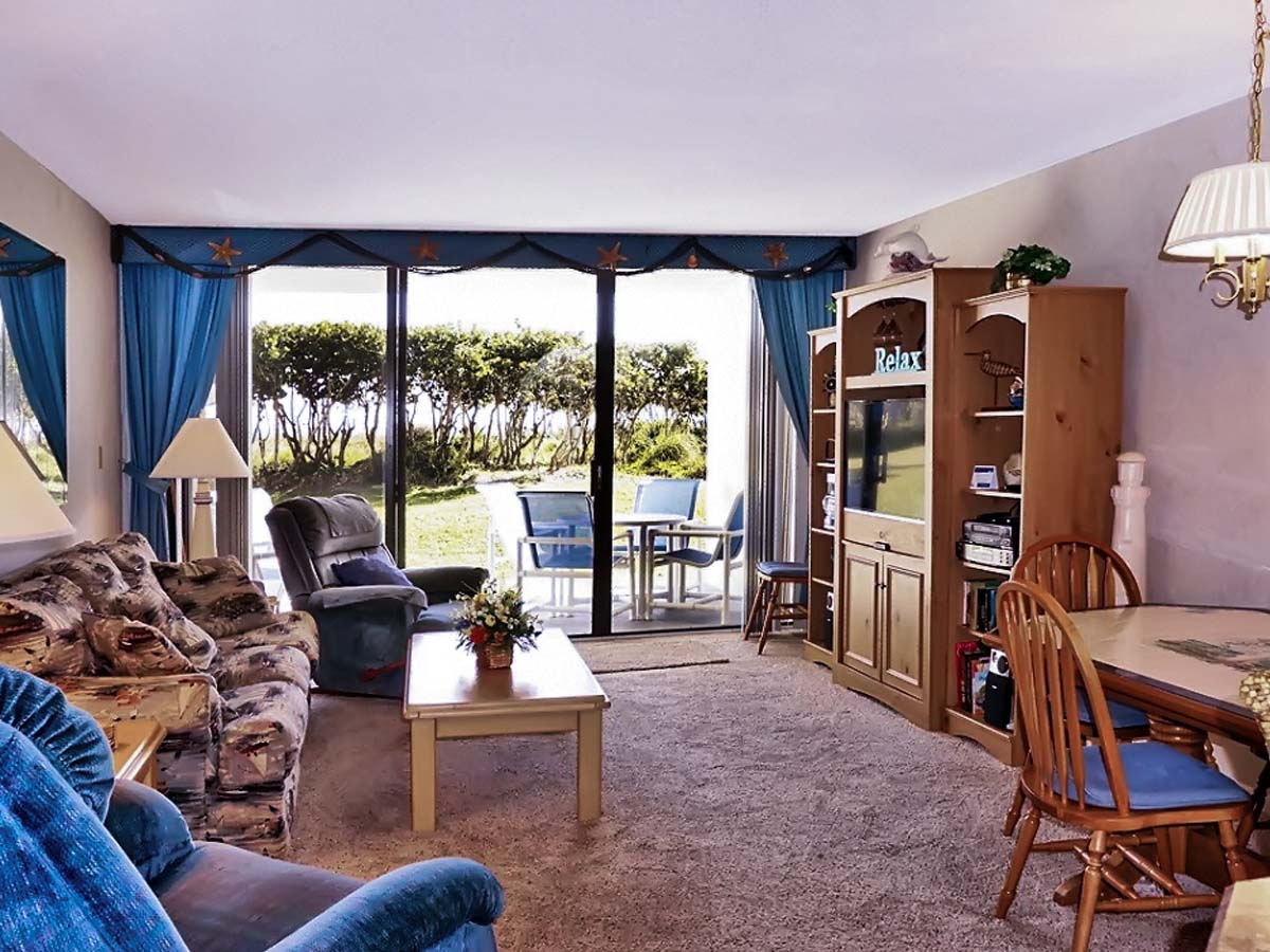 cape winds condo vacation rental 104 in cape canaveral fl