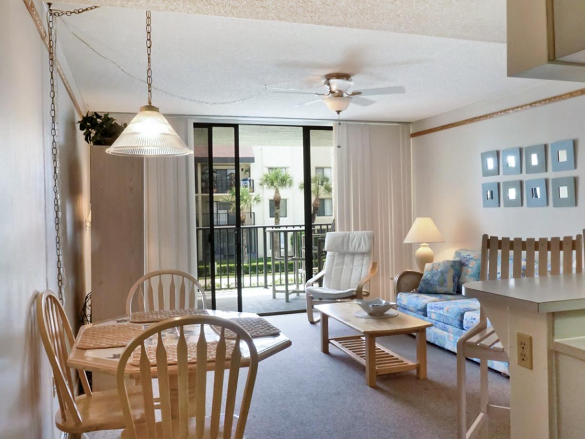 cape winds resort condo rental vacation room 213