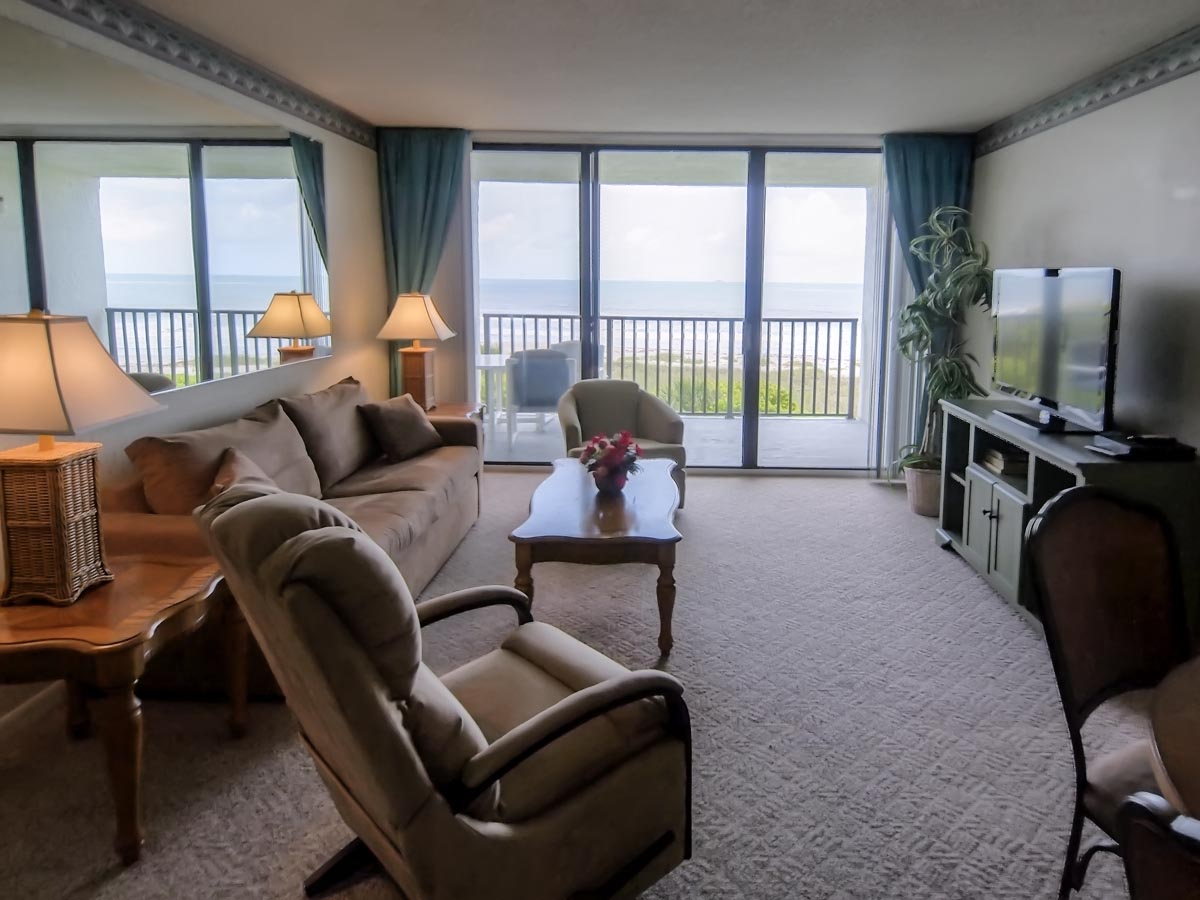 cape winds resort condo rental vacation room 402