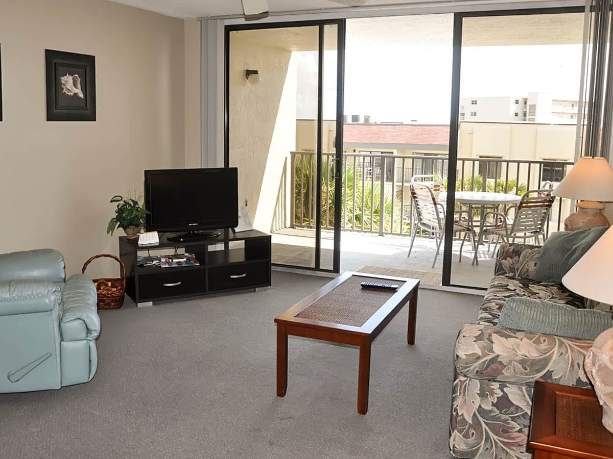 cape winds resort condo rental vacation room 412