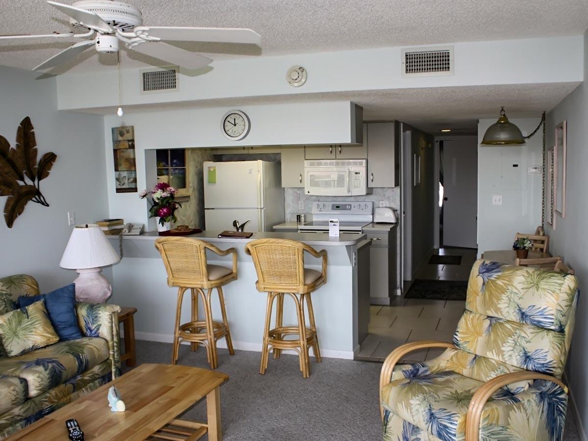 cape winds resort condo rental vacation room 413