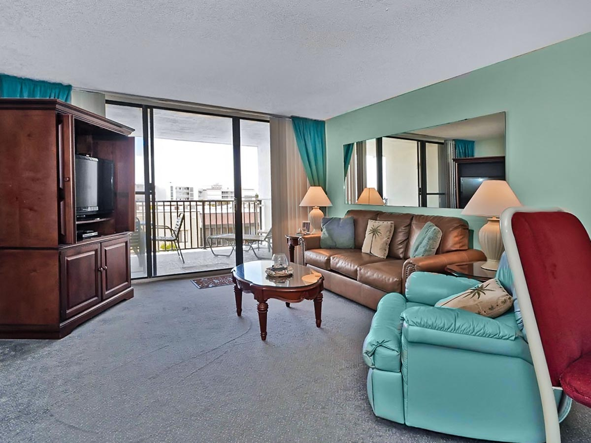 cape winds resort condo rental vacation room 511