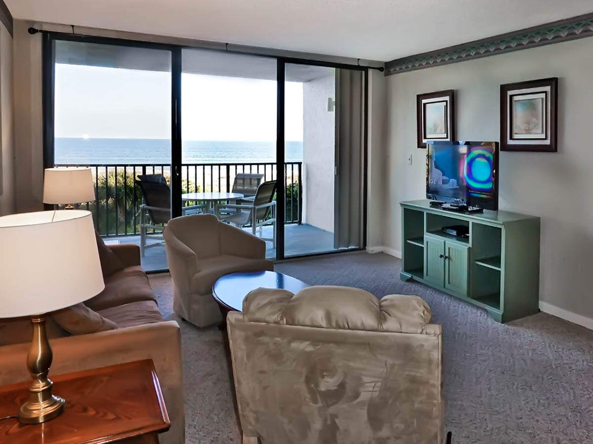 vacation rental in cape canaveral florida cape winds 302